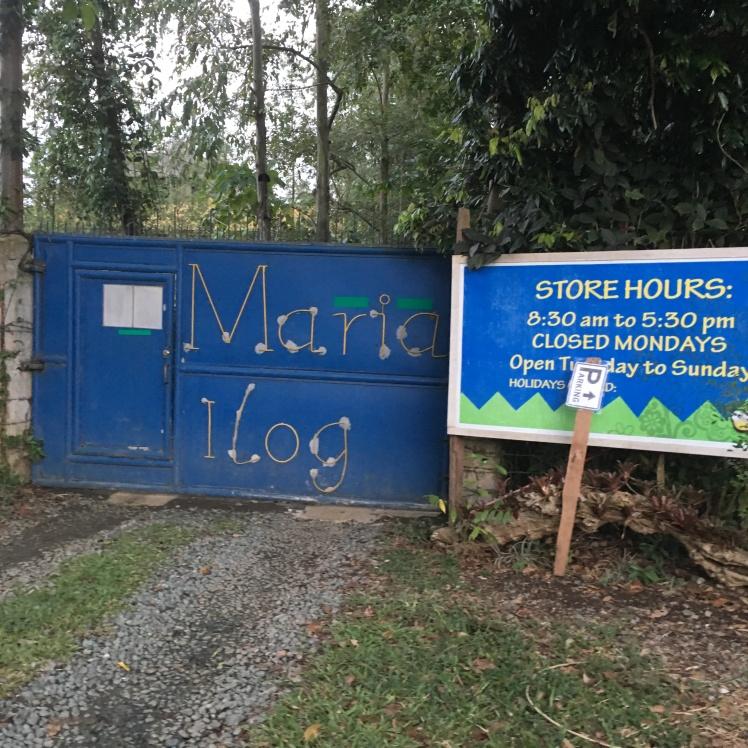 Ilog Maria gate