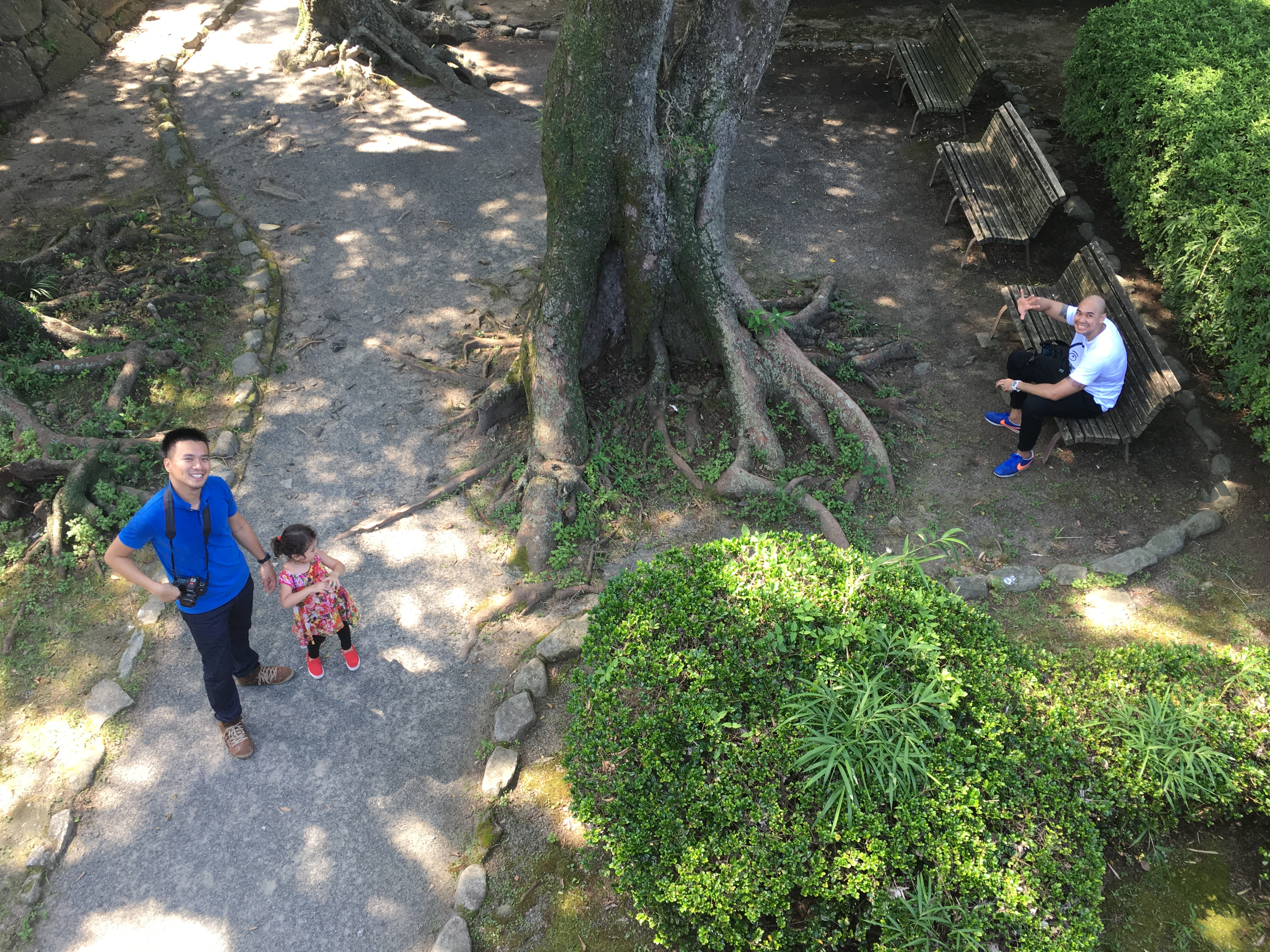 Family_Fukuoka_Castle_Ruins