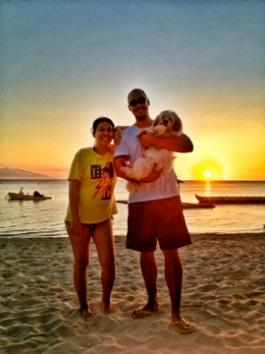 Stilts_Calatagan_Sunset