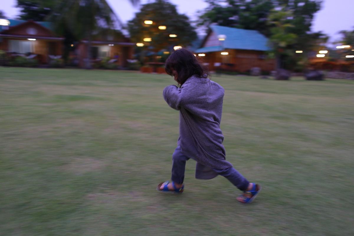 running_kid