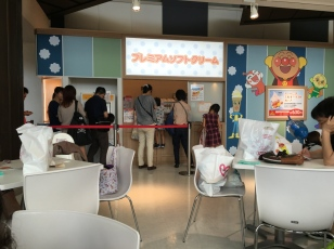 Anpanman_Museum_ice_cream_shop