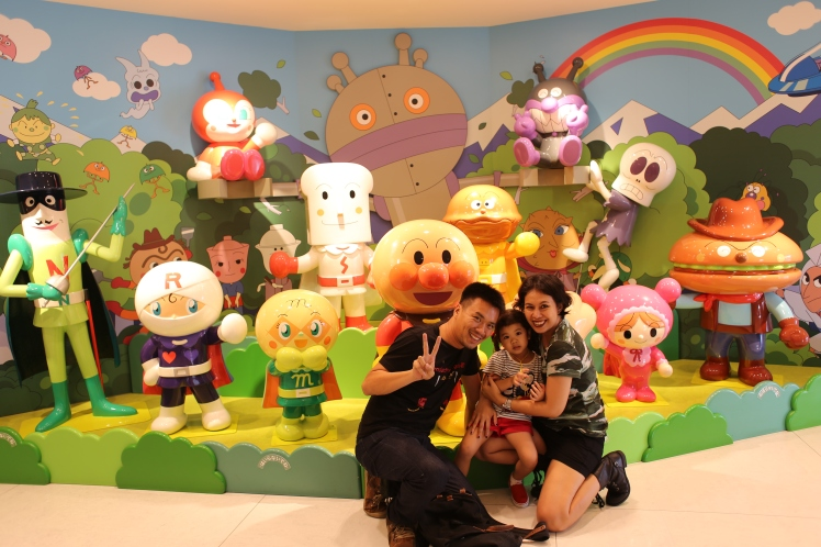 family_photo_Anpanman_Museum